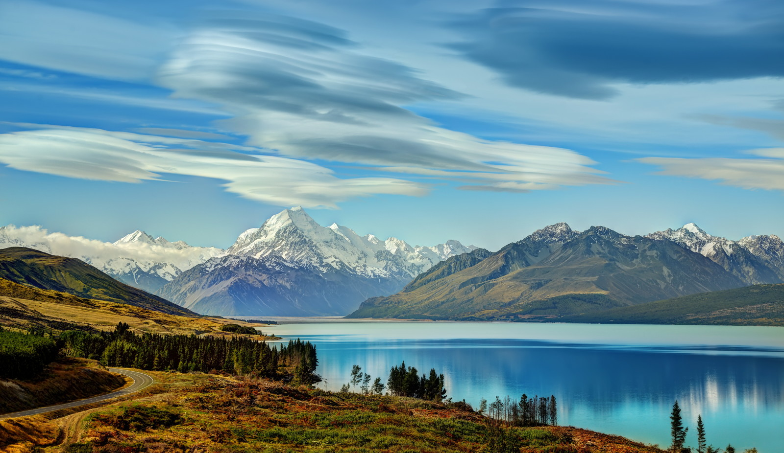 Lake New Zealand Mountains Scenery Pukaki Nature reflection 3872x2241 e1441934749914 What is a Migniter? A Male Igniter, Of Course. Meet Todd Harper.