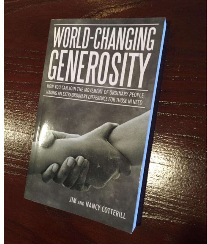 World-Changing Generosity