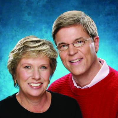 Dr. Walt and Barb Larimore