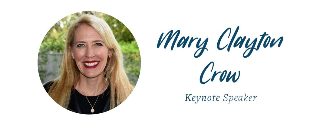 FeaturedSpeakerMaryClaytonCrow Welcome to the Well Spring 2021